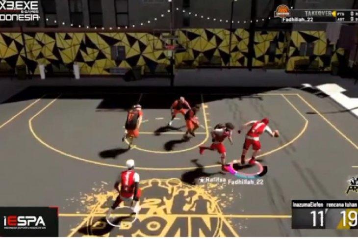 Perbasi membuka opsi gelar liga esports NBA2K setelah sukses lewat 3x3
