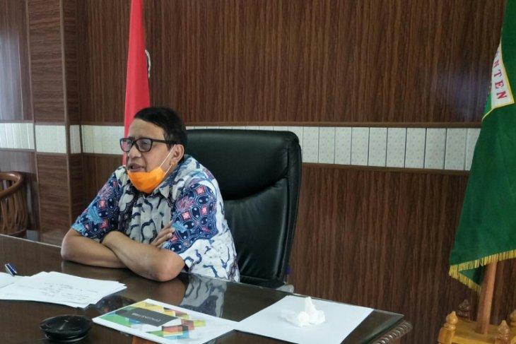 Gubernur Banten Wahidin Halim perpanjang PSBB Tangerang Raya