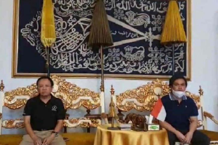 Sultan Sepuh XIV  Arief Natadiningrat segera tempuh jalur hukum terkait pengambilalihan