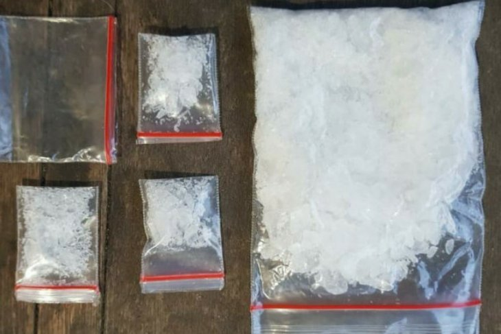 Pemilik sabu 32,44 gram asal Deliserdang ditangkap di Simalungun