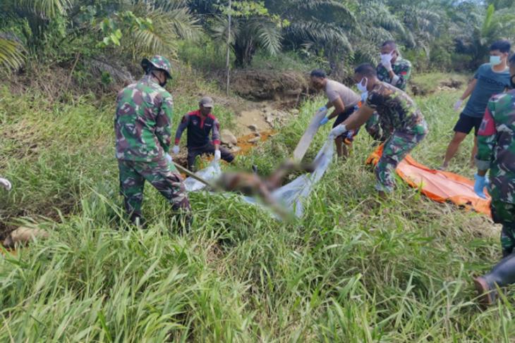 Warga temukan Kausar membusuk di kawasan perkebunan perbatasan Indonesia-Malaysia