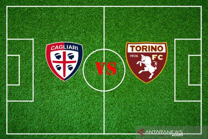Liga Italia: Cagliari bungkam Torino 4-2