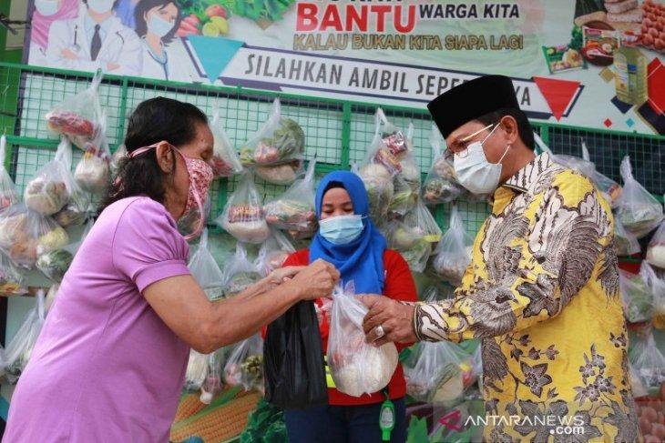 Program Cimak Barokah bantu bahan pokok warga terdampak COVID-19