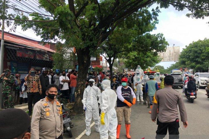 Polisi usut kasus perawat dianiaya keluarga pasien COVID-19