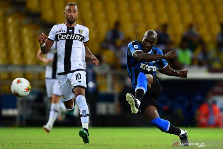 Klasemen Liga Italia setelah Inter Milan menang atas Parma