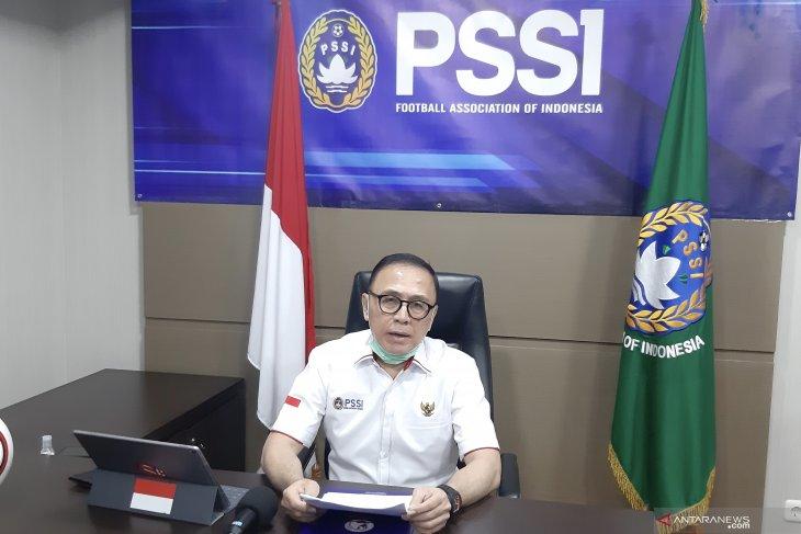 PSSI: Klub dipersilahkan potong gaji pemain dan pelatih pada lanjutan liga