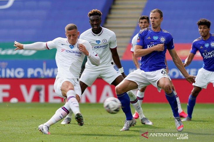 Gol tunggal Barkley antar Chelsea ke semifinal Piala FA