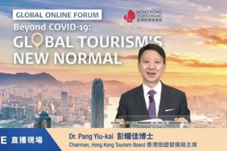 Hong Kong Tourism Board hosts world's first global online forum on post-pandemic travel for Hong Kong, Mainland and international markets