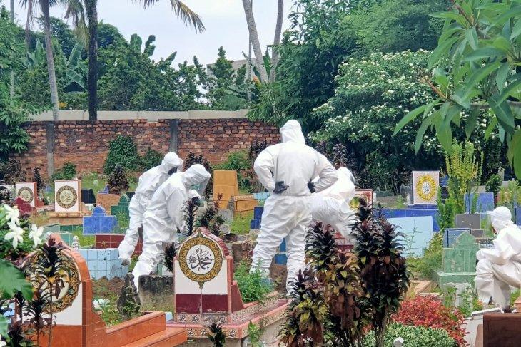 Pasien berstatus reaktif  tes cepat di Kota Jambi meninggal dunia