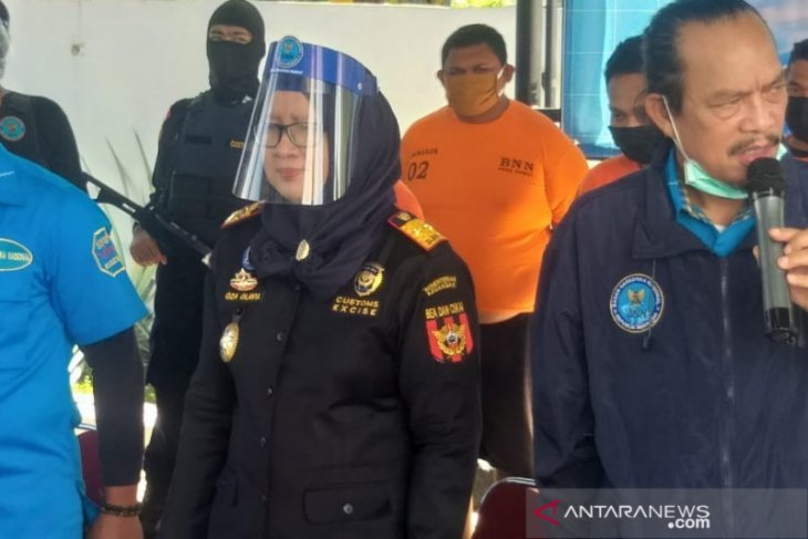 Attempt to smuggle drugs from Malaysia into N Sumatra foiled