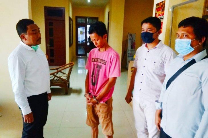 Satreskrim Polresta Deli Serdang tangkap pelempar molotov ke rumah personel TNI
