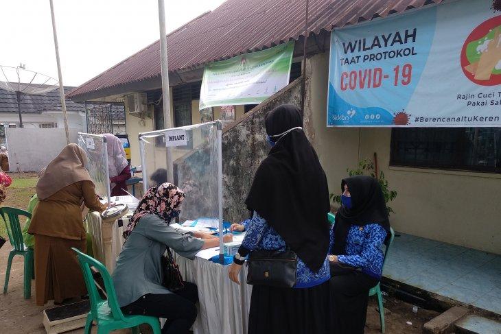 Harganas 2020, BKKBN Jambi gelar tujuh pelayanan gratis
