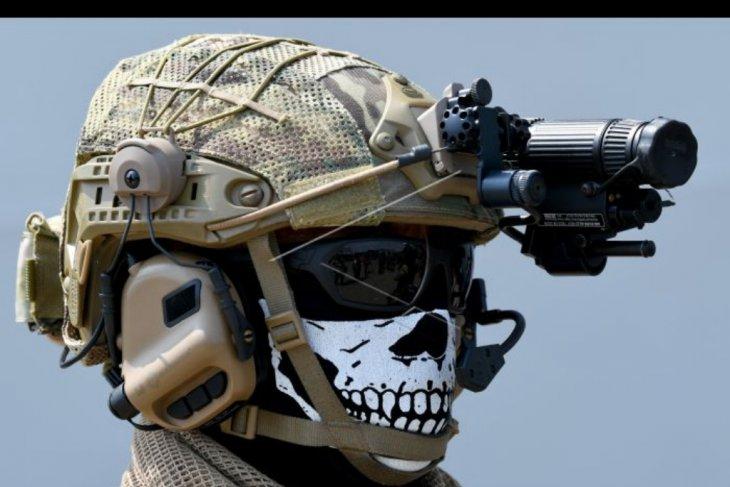 Gelar pasukan latihan peperangan laut khusus 2020