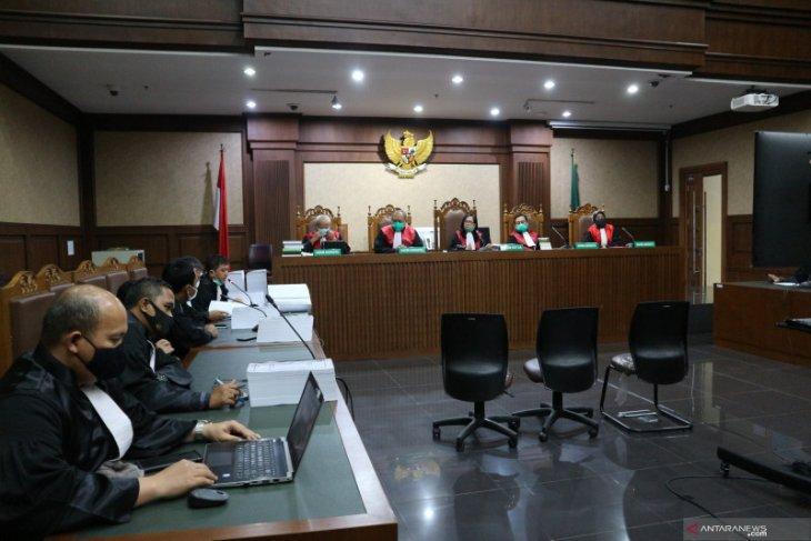 Tubagus Chaeri Wardana dituntut enam tahun penjara