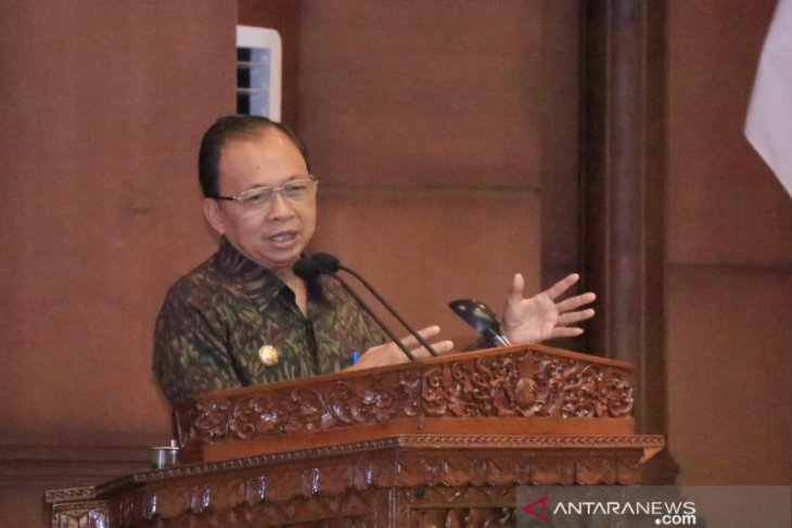Gubernur Bali: DPRD jangan lama bahas Raperda Rencana Energi Daerah