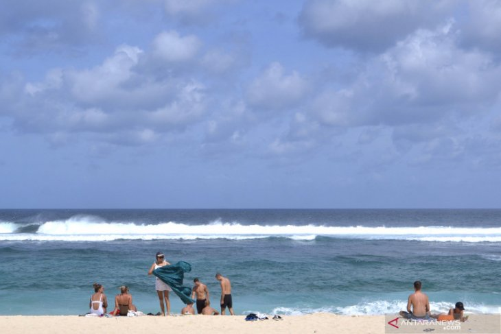 Pembukaan Pantai Melasti Badung diharapkan bangkitkan ekonomi masyarakat