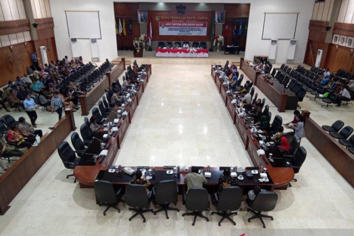 DPRD  Blok Masela miliki dampak besar bagi pertumbuhan ekonomi Maluku