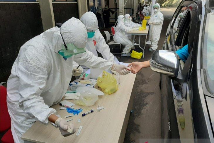 Pemkot Bogor telah lakukan 5.900 rapid test pada warga
