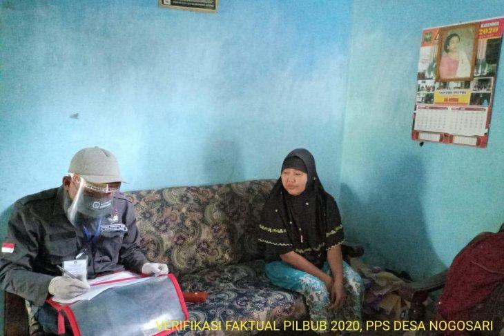 794 petugas diterjunkan verifikasi faktual dukungan bakal calon Pilkada Jember