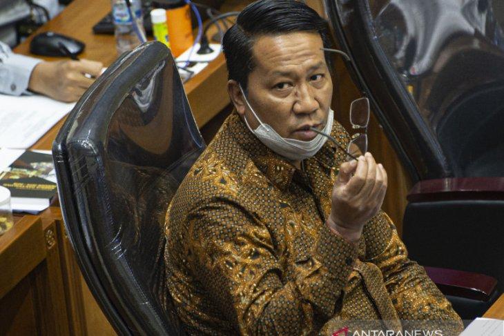Ketua Baleg DPR RI pastikan UU Ciptaker larang perusahaan kurangi upah buruh