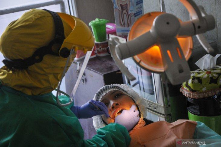 Perawatan gigi tetap penting di saat pandemi
