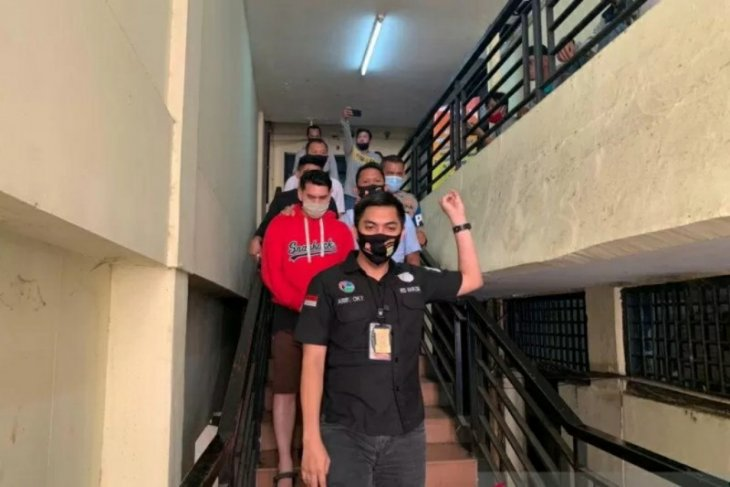 Polisi tangkap pemasok sabu ke artis FTV Ridho Ilahi