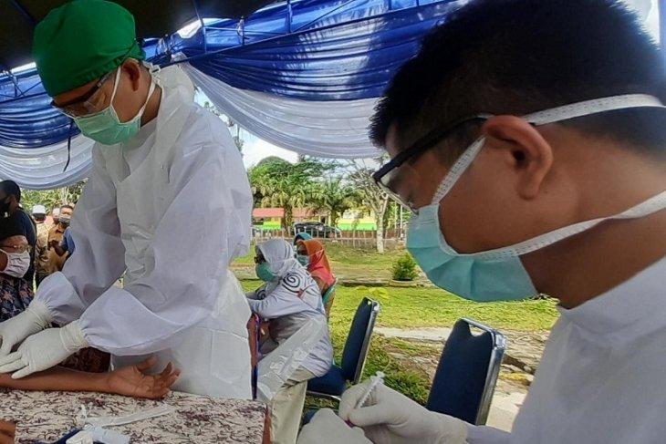 122 petugas kesehatan di Batanghari jalani tes cepat