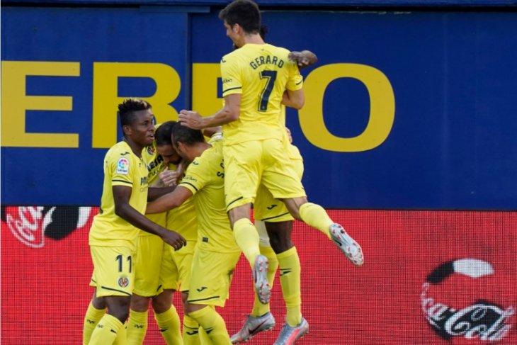 Kalahkan Valencia, Villarreal dekati empat besar klasemen
