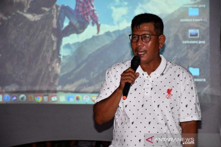 Bupati Citra Duani sosialisasikan wisata Pulau Karimata, tak kalah dengan Raja Ampat