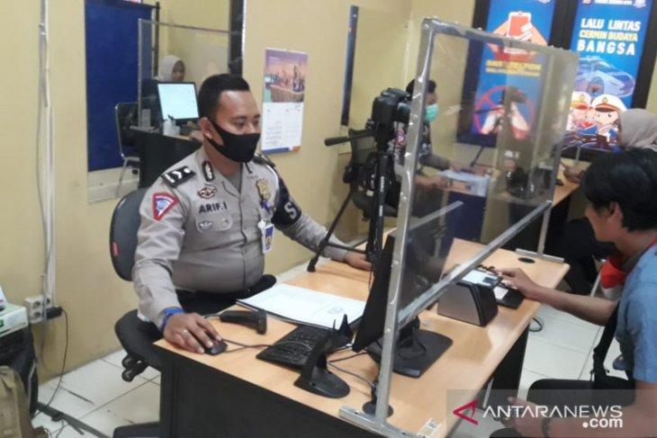 Polres Serang Kota gratiskan pembuatan SIM kelahiran 1 Juli