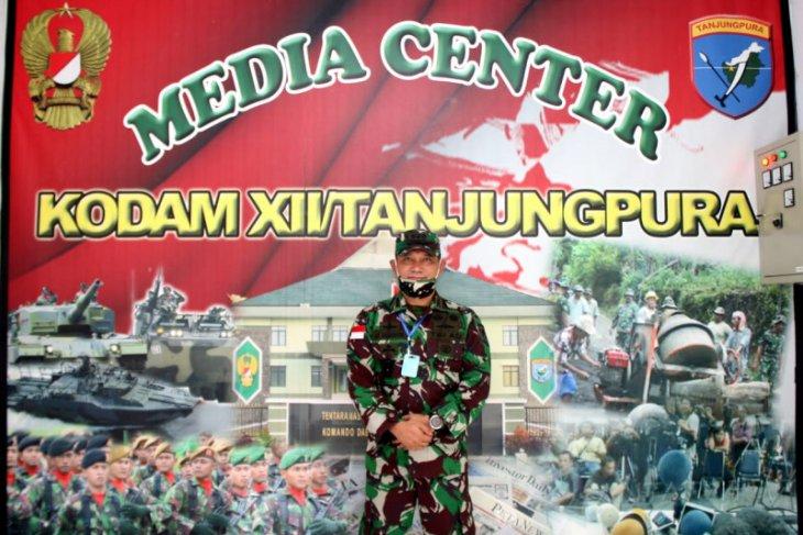 Kodam XII/Tpr gelar TMMD ke-108 serentak di tiga wilayah