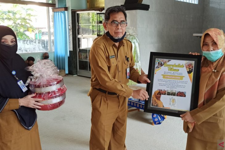 DPMPD Lepas Pegawai Purnatugas Bernuansa Keagamaan dan Aman COVID -19