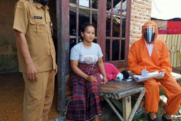 KPU Karawang lakukan verifikasi faktual pasangan calon jalur perseorangan