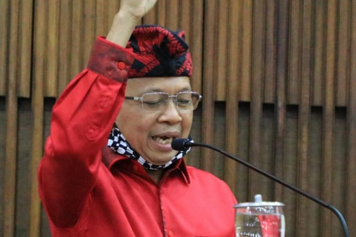 Gubernur Bali: nilai-nilai Tri Sakti Bung Karno tembus zaman