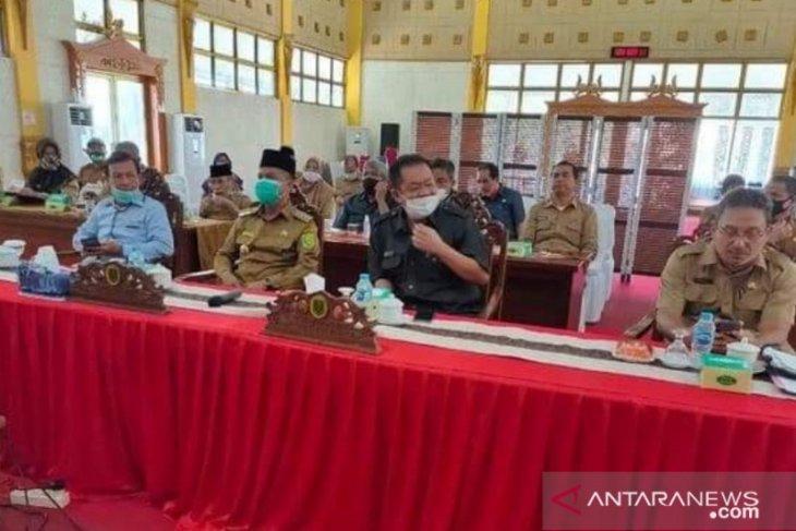 Laporan Keuangan Kabupaten Sambas kembali raih WTP dari BPK