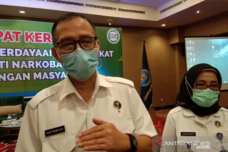 Drug trade continues to endanger 24 neighborhoods in Kendari: BNN