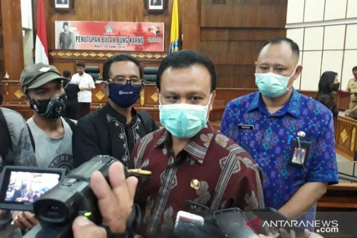 GTPP Bali: penularan COVID-19 melalui OTG  jangan anggap remeh