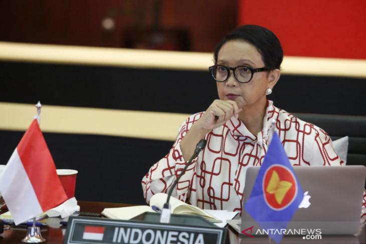 Menlu Retno LP Marsudi angkat isu pengungsi Rohingya dalam pertemuan ASEAN-Australia