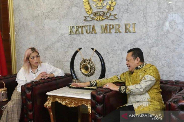 Bambang Soesatyo gandeng youtuber sosialisasikan Empat Pilar MPR
