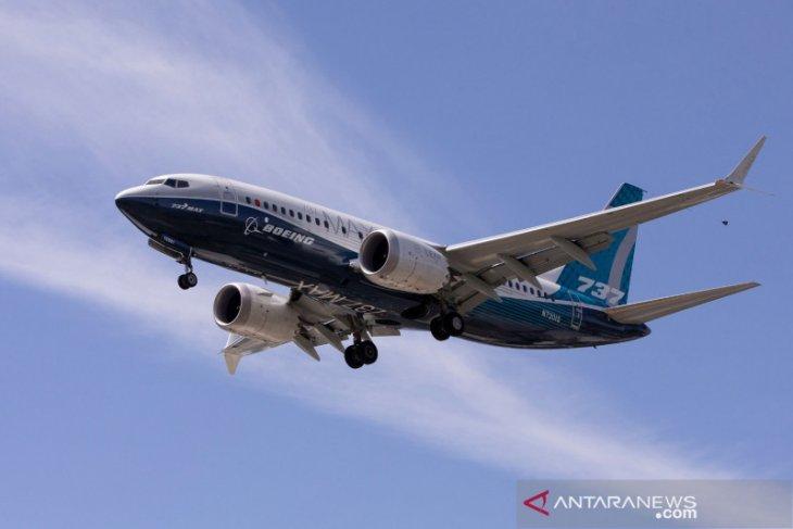 Pesawat Air Canada alami kerusakan mesin Boeing 737-8 MAX