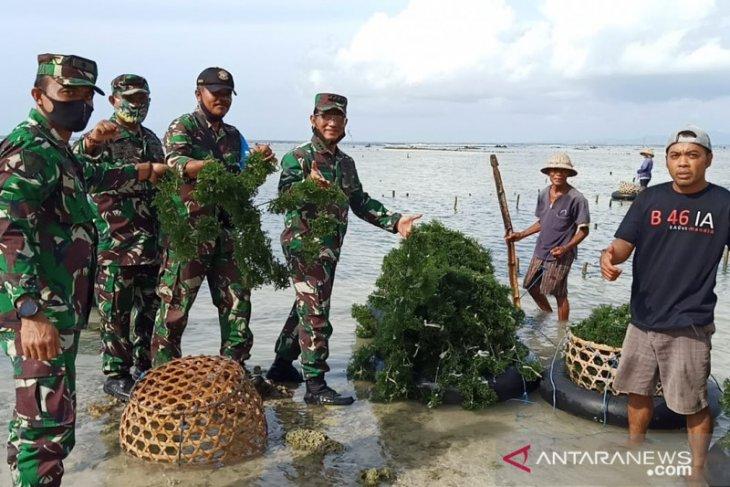 Lanal Denpasar tingkatkan kewaspadaan di Nusa Penida dan Padangbai