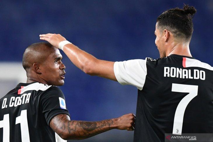 Klasemen Liga Italia setelah dua tim teratas Juventus dan Lazio menang