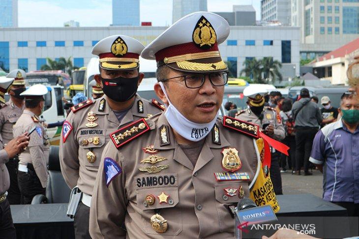 Police confirm re-enforcement of Jakarta's ETLE e-ticketing