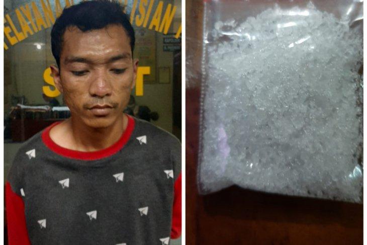 Polisi Binjai Timur Binjai tangkap pengedar sabu-sabu