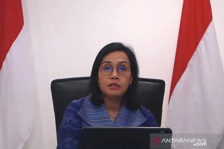Sri Mulyani: Ekonomi dunia sudah resesi akibat COVID-19