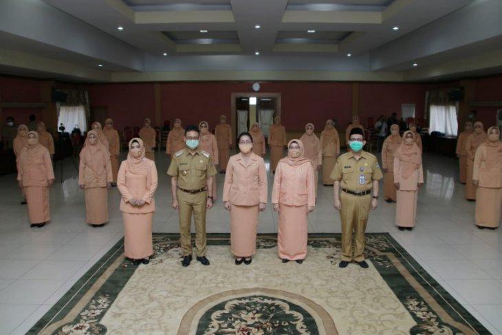 Kota Pontianak minta Dharma Wanita berperan dalam pembangunan daerah