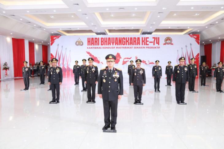 Kapolri: perkuat sinergi dengan TNI