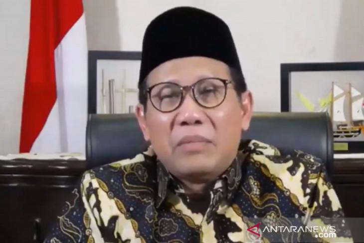 Mendes Abdul Halim Iskandar dorong pemdes adaptif terhadap tatanan kebudayaan baru