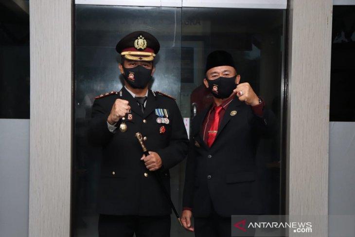 Wabup Bangka,  Syahbudin apresiasi kerja polri wujudkan stabilitas keamanan