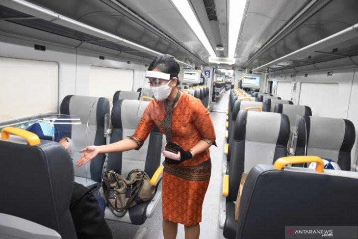 Sebulan operasi kembali, KA Bandara angkut 18.786 penumpang